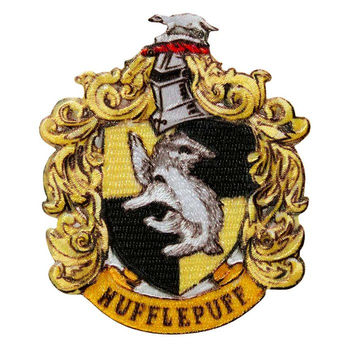 Harry Potter Wappen RAVENCLAW Aufnäher Patch *BLITZVERSAND /& NEU*