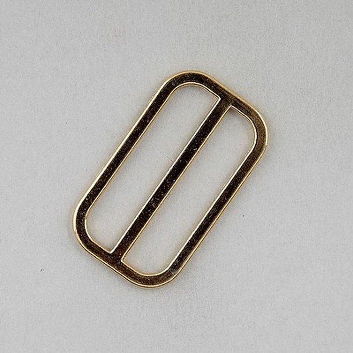 am besten verkaufen Verkauf Einzelhändler Gutscheincodes Gürtelschnalle 3,5cm ohne Dorn, goldfarben